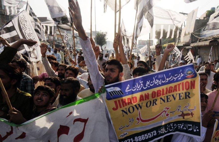 Protestai Pakistane