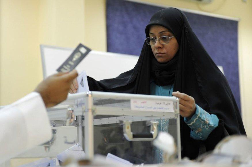 Rinkimai Kuveite