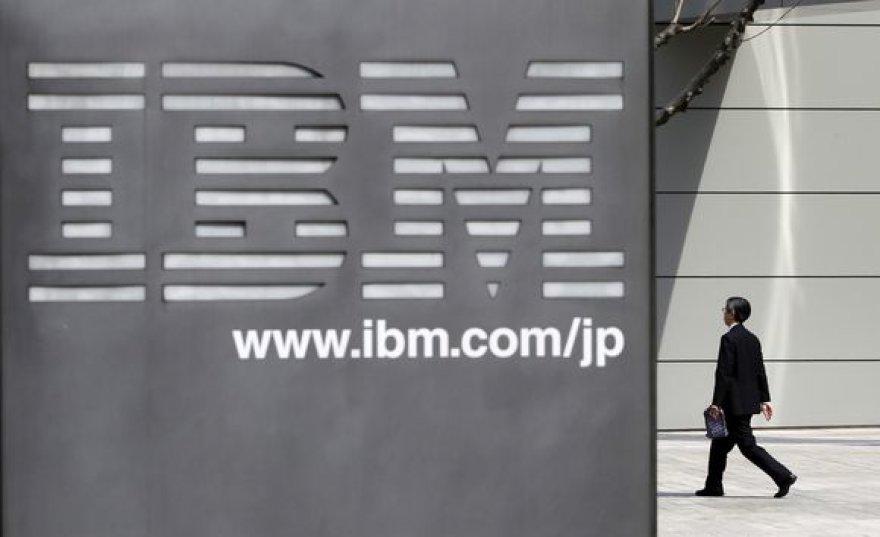 IBM pajamos per trečiąjį ketvirtį pasiekė 24,27 mlrd. JAV dolerių.