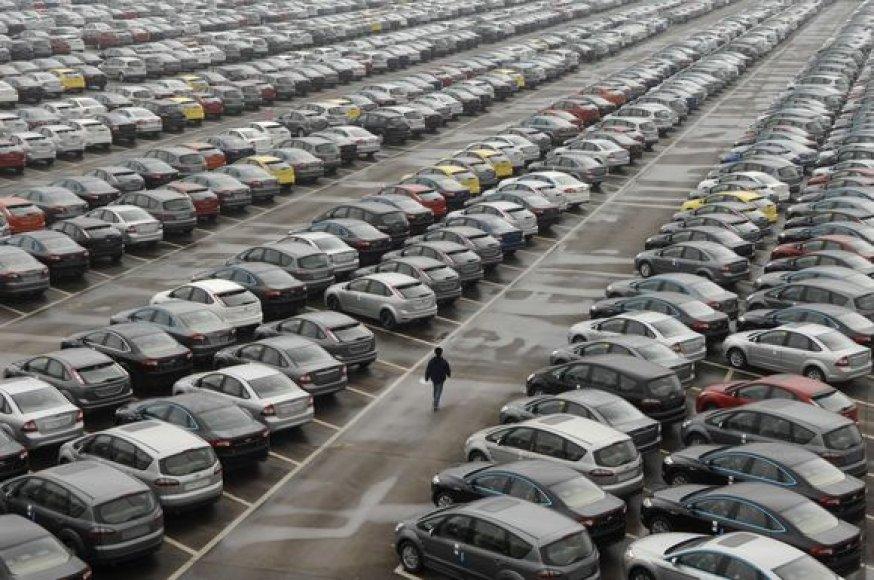 Automobiliai Kinijoje