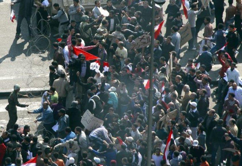 Grumtynės Kaire