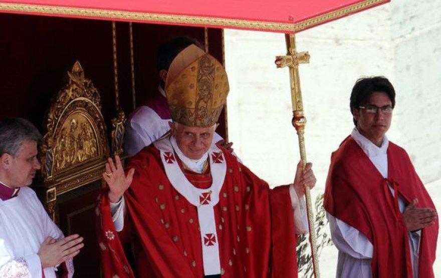 Sekmadienio mišios Vatikane