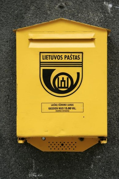 """Lietuvos paštas"""