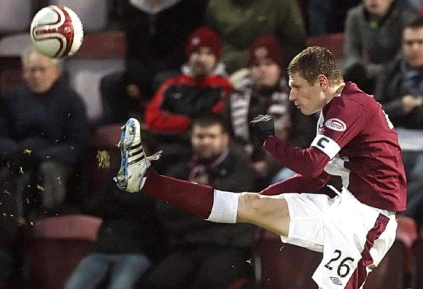 Marius Žaliūkas žaidė visas rungtynes