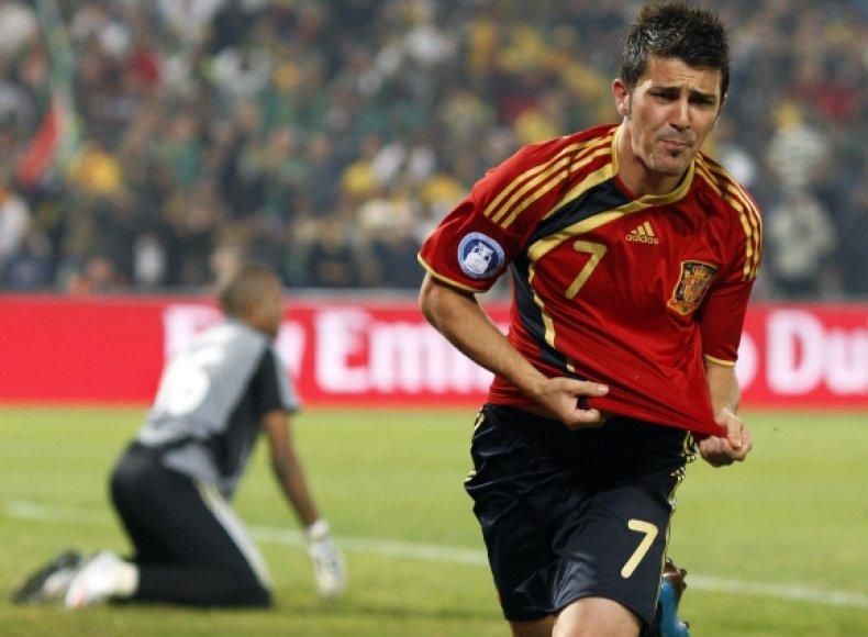 Ispanijos rinktinė laimėjo jau 15 tarptautines oficialias rungtynes iš eilės.