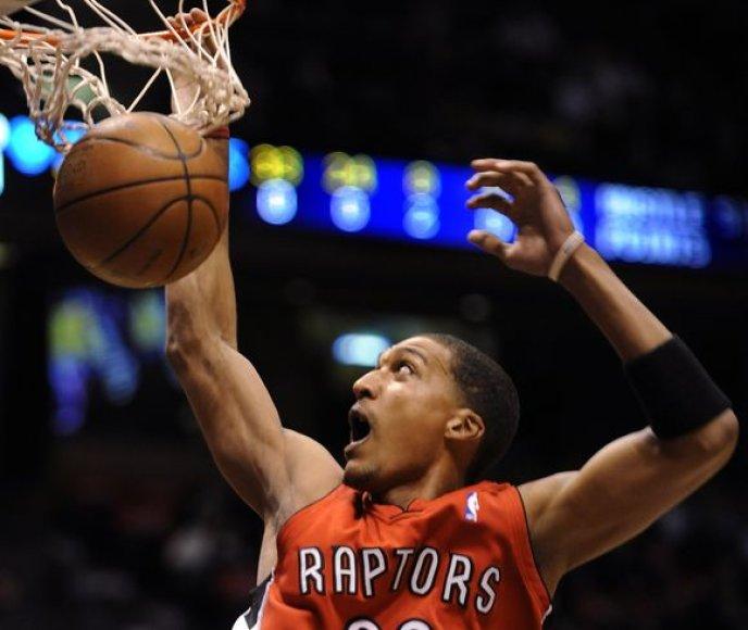"""Majamio """"Heat"""" ekipa turi lygiai septynias dienas (skaičiuojant nuo pirmadienio) į savo gretas susigrąžinti J.Mooną, kurį praėjusiame sezone mainų būdu įsigijo iš Toronto """"Raptors""""."""
