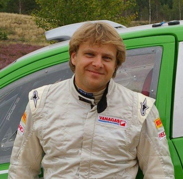 """""""Šilko kelio 2009"""" prologe B.Vanagas užėmė aukčiausią vietą iš visų lietuviškų ekipažų"""