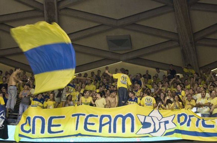 """M.Fanano mirtis sukrėtė ne tik """"Maccabi"""" klubo gerbėjus, tačiau ir visą krepšinio visuomenę"""