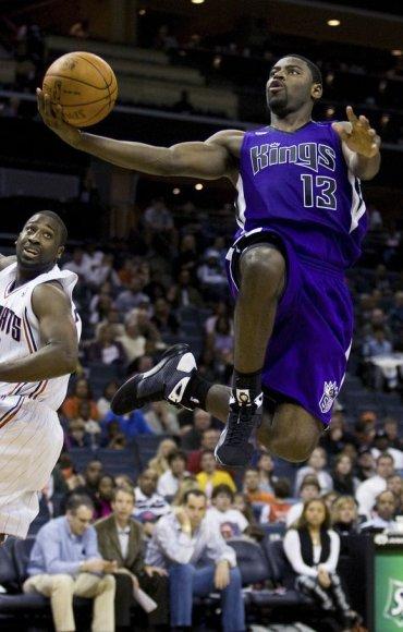 T.Evansas šį sezoną NBA lygoje demonstruoja įspūdingus rezultatus