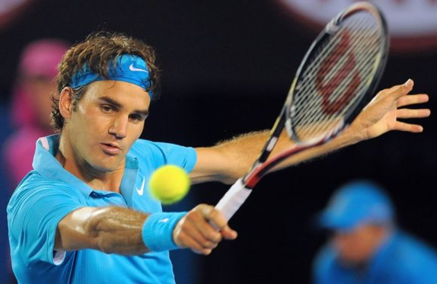 R.Federeris ketvirtfinalyje kausis su N.Davydenko