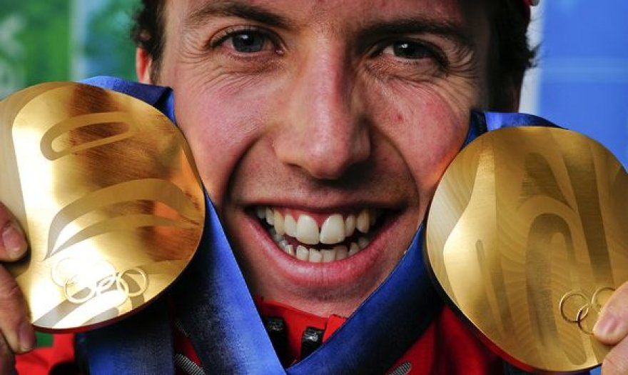S.Ammannas Vankuveryje iškovojo du aukso medalius