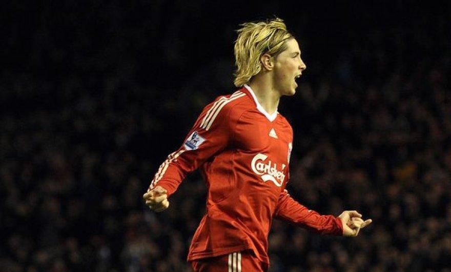 F.Torresas nugalėtojams pelnė du įvarčius