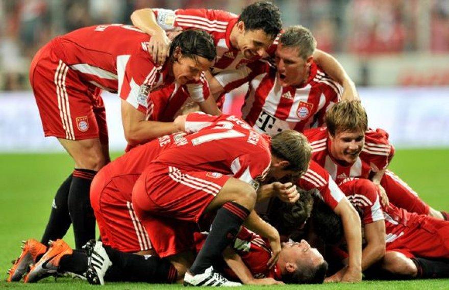 """""""Bayern"""" triumfas"""