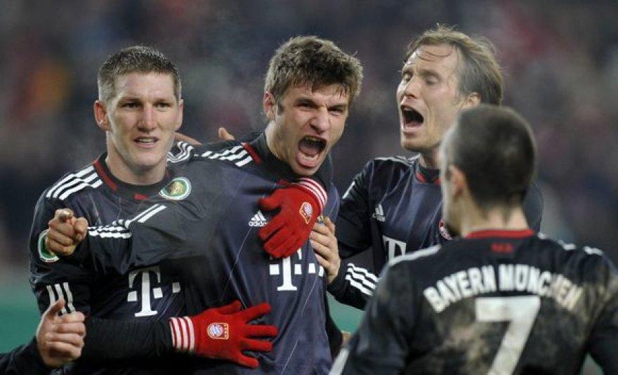 """""""Bayern"""" džiaugsmas."""
