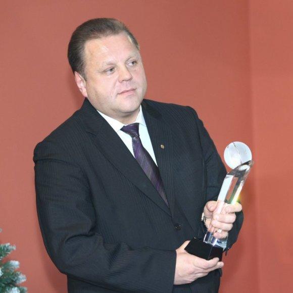 Rolandas Dovidaitis iš 124 mestų tritaškių pataikė 24-is.