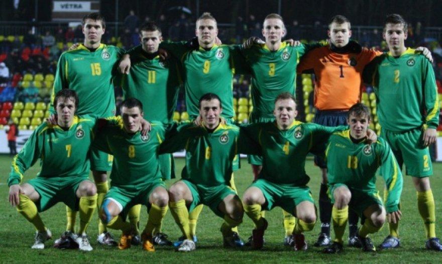 Lietuvos futbolo jaunimo (U21) rinktinė