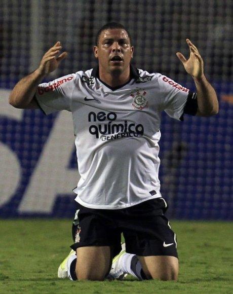 Ronaldo tris kartus buvo išrinktas geriausiu pasaulio futbolininku.