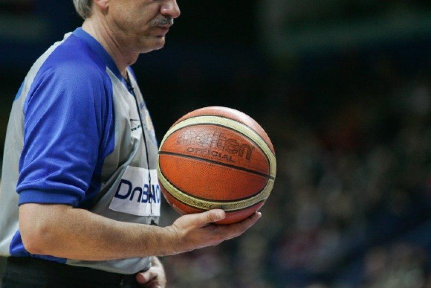Krepšinio teisėjas