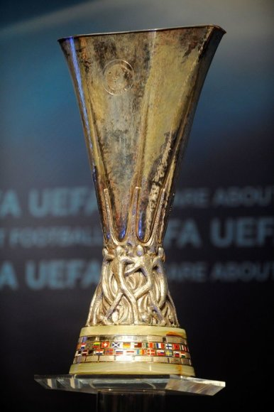 Europos lygos taurė.