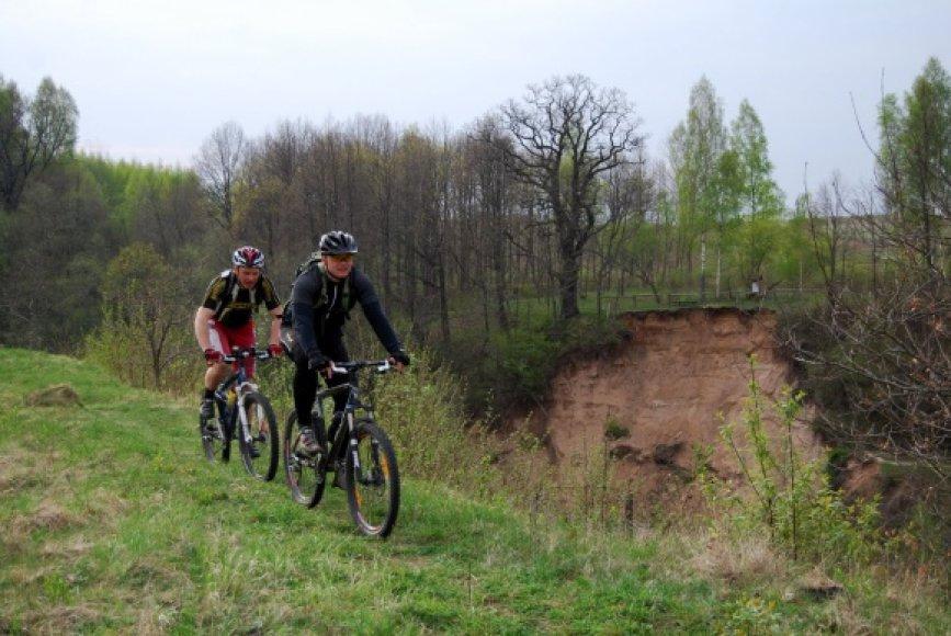 Kalnų dviračių krosas