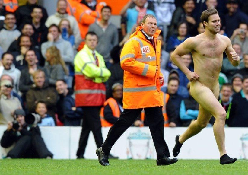 """Nuogalius """"Liverpool"""" rungtynėse."""