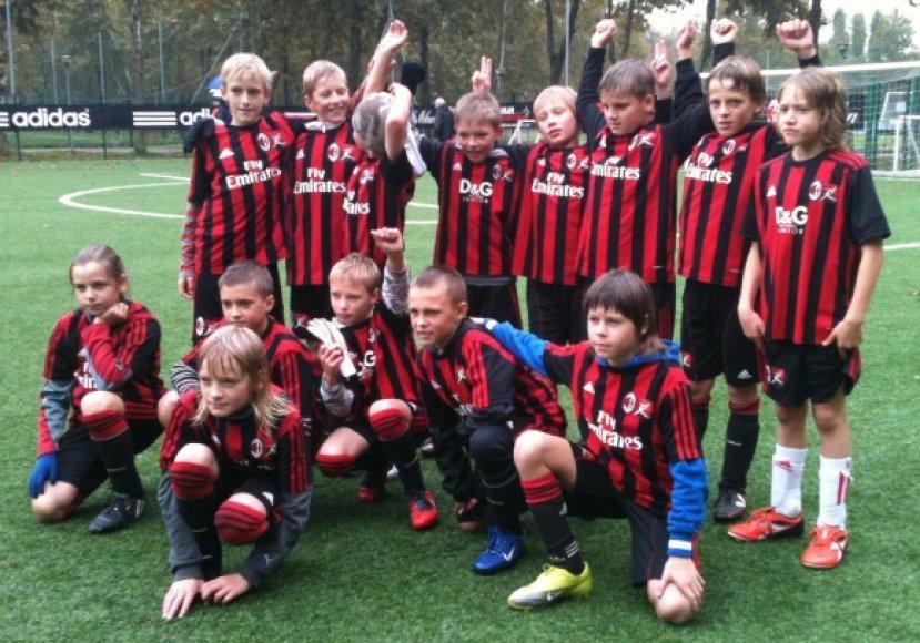 Po stovyklos Trakuose bus atrinkti mažiausiai trys vaikai, kurie dalyvaus baigiamajame turnyre Milane.