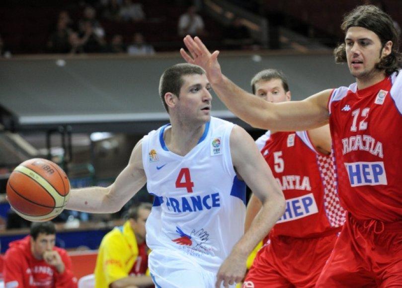 Antoine'as Diotas nežais Europos čempionate Lietuvoje.