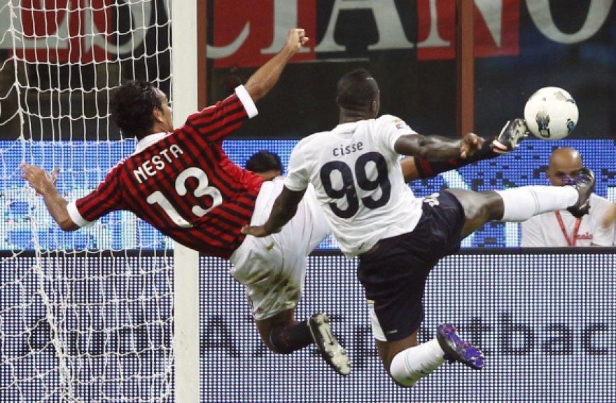"""Milan"" ir ""Lazio"" dvikova."