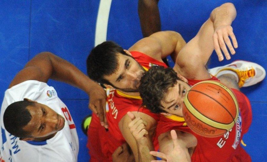 Prancūzai ir ispanai kausis dėl Europos krepšinio čempionato Lietuvoje aukso