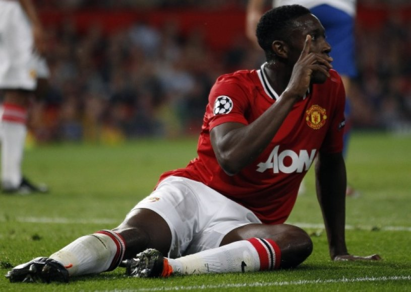 """Manchester United"" sužaidė lygiosiomis."