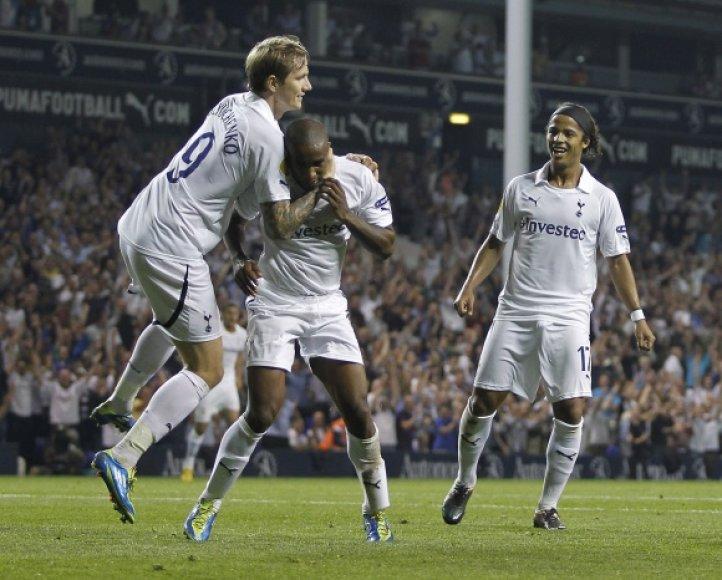 """Tottenham"" per 6 minutes įmušė 3 įvarčius."