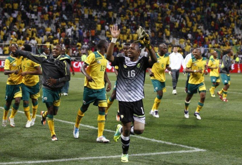 PAR futbolininkai triumfavo, bet į Europos futbolo čempionatą nepateko.