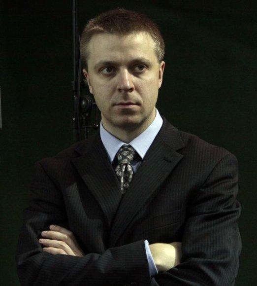 LKF vykdomasis direktorius Paulius Motiejūnas