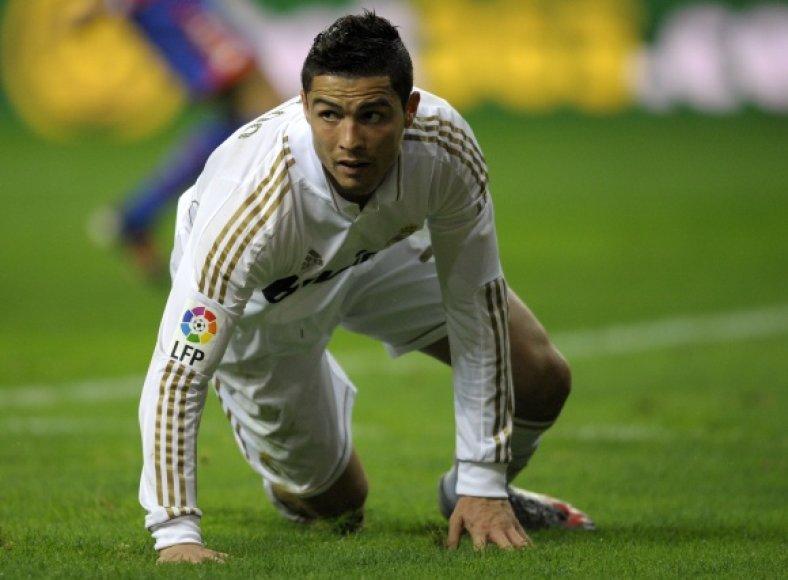 Cristiano Ronaldo ir Lionelis Messi yra rezultatyviausi Ispanijos čempionato futbolininkai – po 17 įvarčių.