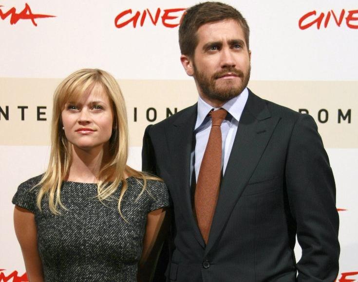 Reese Witherspoon ir Jake'as Gyllenhaalas