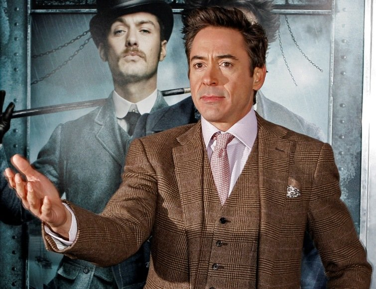 Robertas Downey jaunesnysis