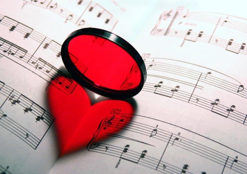 Artėja meilės diena.