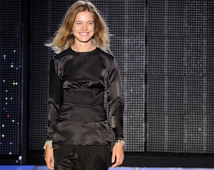 3 vieta – Natalija Vodianova – 8.6 mln. JAV dolerių
