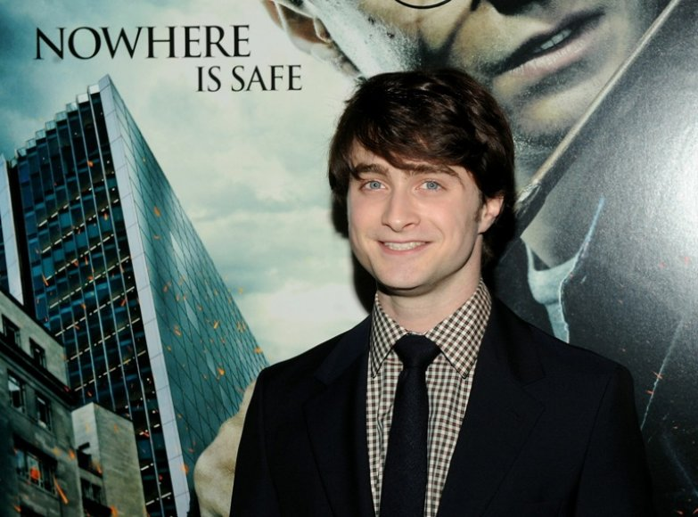 Danielis Radcliffe'as