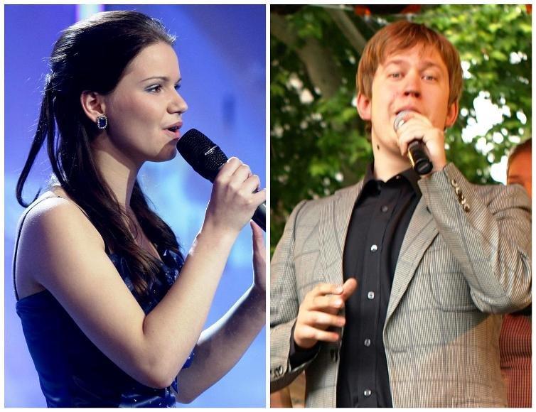 Gabrielė Kučinskaitė ir Donatas Valentėlis