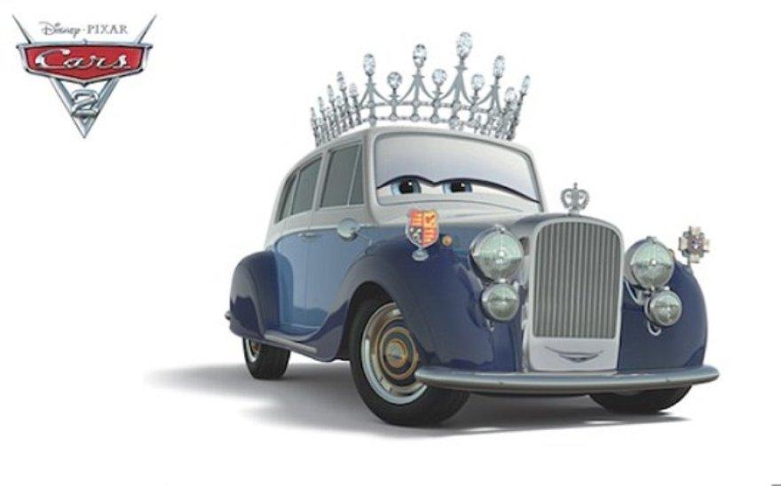 "Automobilis ""The Queen"""