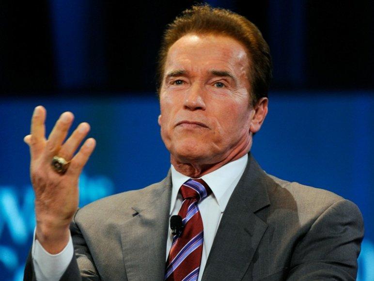 Arnoldas Schwarzeneggeris