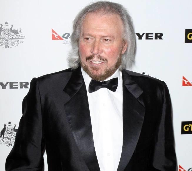 Barry Gibbas