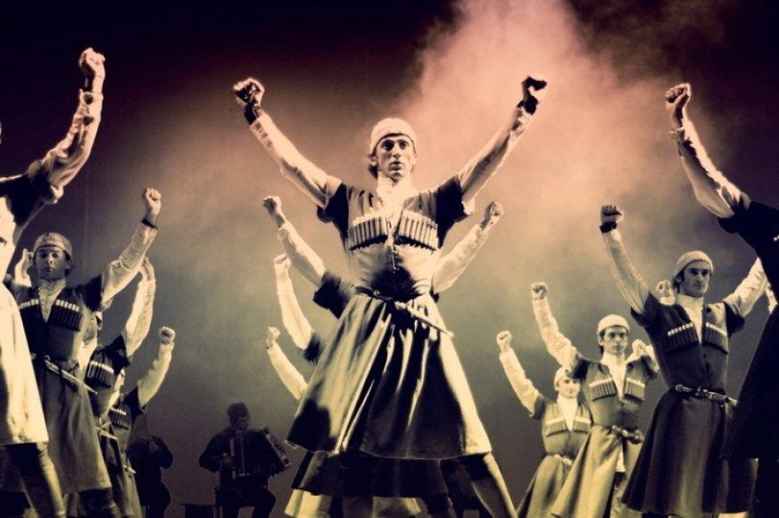 Nacionalinis Gruzijos baletas Sukhishvili