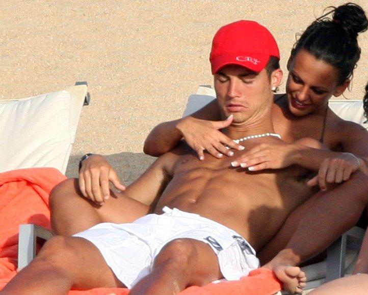 Cristiano Ronaldo ir Nereida Gallardo