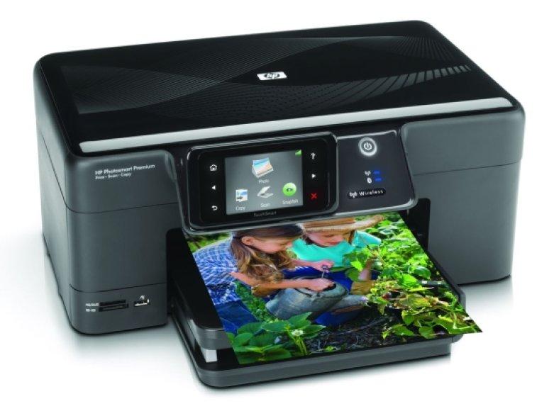 """Spausdintuvas """"HP PhotoSmart Premium C 309""""."""