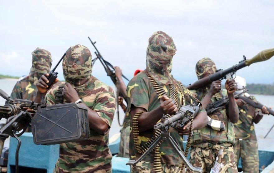 Judėjimo už Nigerio deltos išlaisvinimą (MEND) kovotojai
