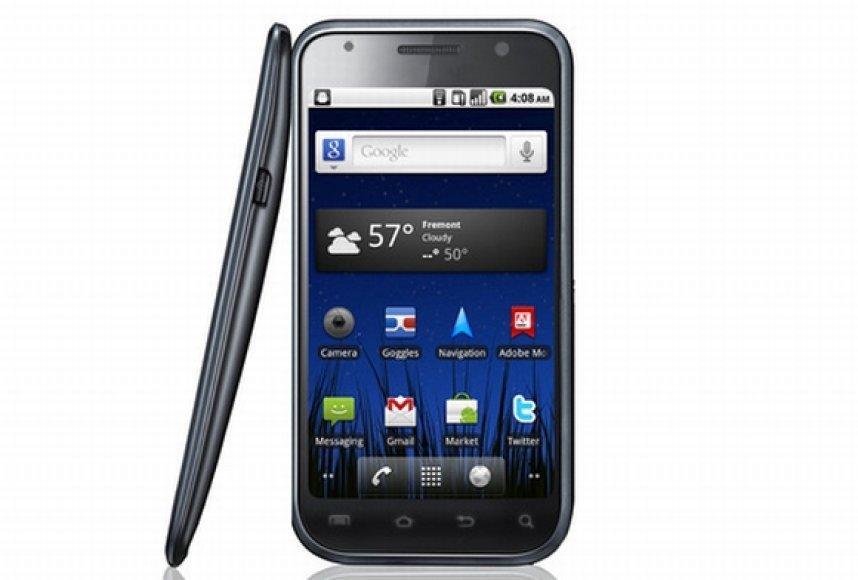 """""""Google"""" išmanusis telefonas """"Nexus Two""""."""