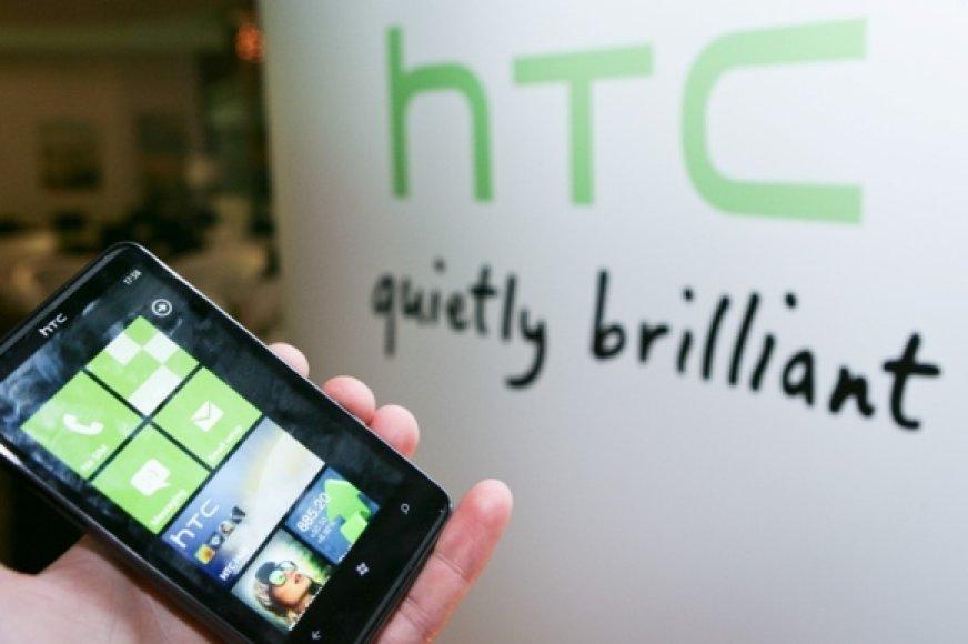 HTC stendas