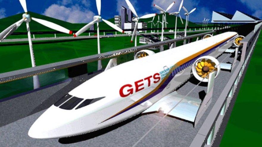 Tokius ekologiškus ateities traukinius regi Japonijos Tohoku universiteto mokslininkai.